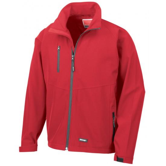 2 Layer Base Softshell Jacket