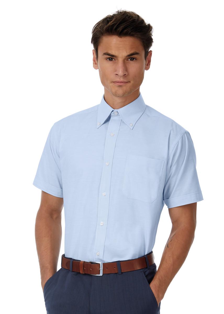 feeabee531e4 Men's Oxford Short Sleeve Shirt