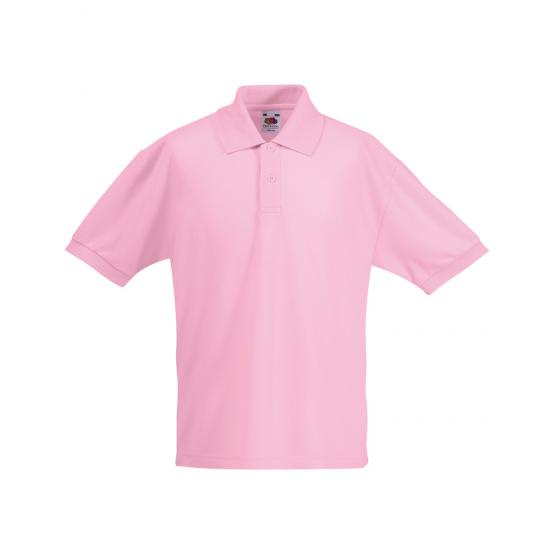 Children's 65/35 Pique Polo (Age 14+)