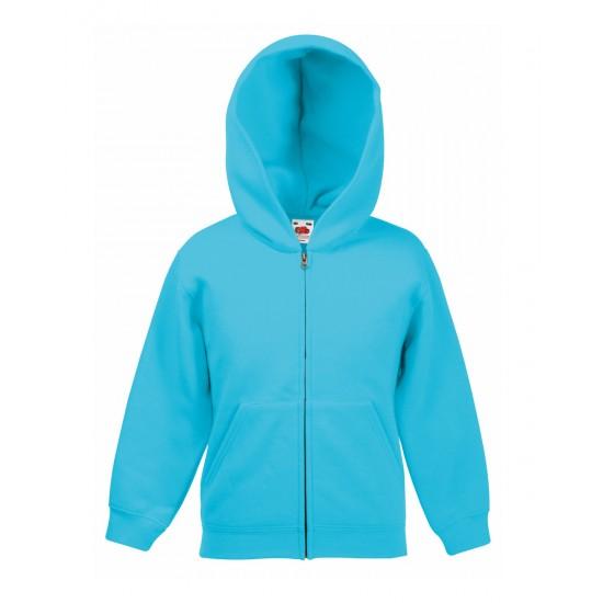 Children's Hooded Sweat Jacket (Age 5-13)