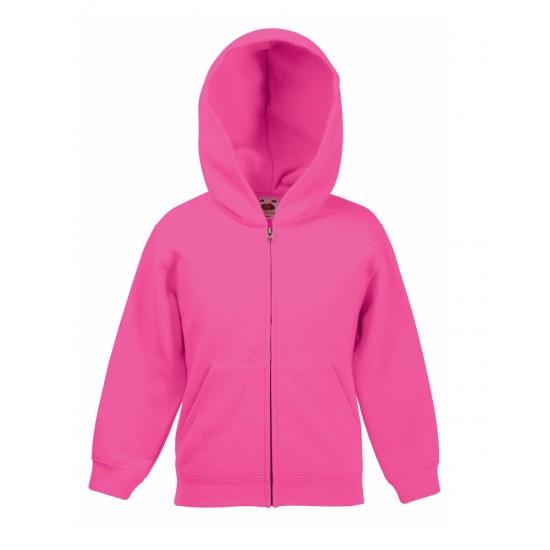 Children's Hooded Sweat Jacket (Age 14+)
