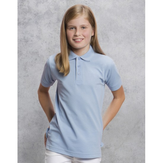 Children's Klassic Superwash® Polo (Age 3-12)