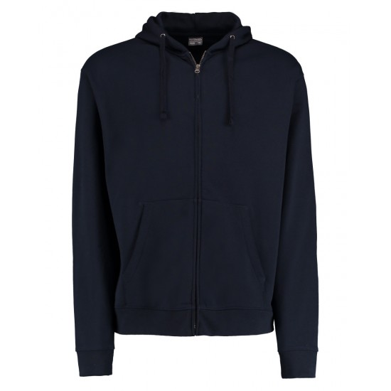 Klassic Hooded Zipped Jacket Superwash®