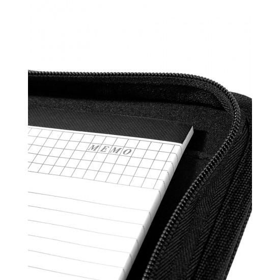 Burbank Deluxe Zipper Folio