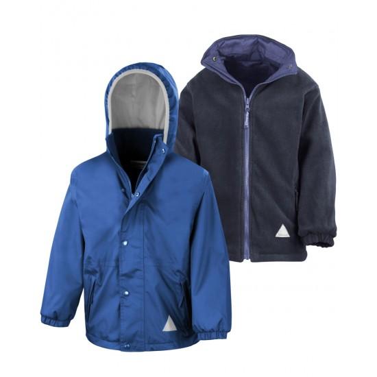 Children's Reversible Storm Stuff Jacket (Age 13+)