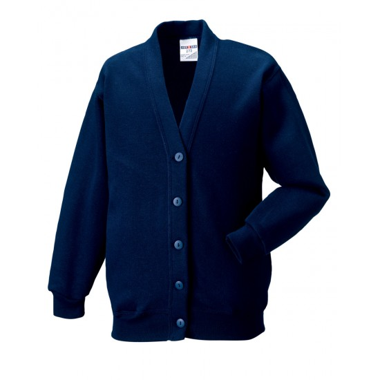 Adult Sweatshirt Cardigan