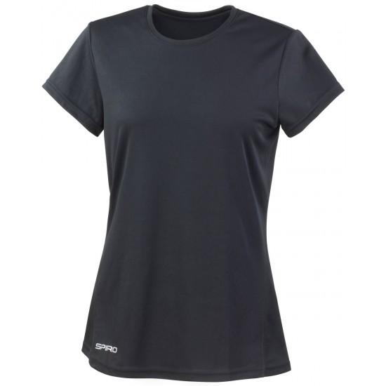 Ladies' Quick Dry Short Sleeve T-Shirt