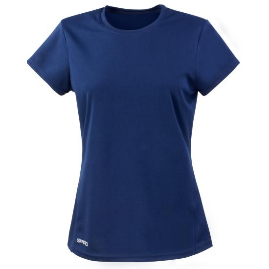 Ladies' Quick Dry Short Sleeve T-Shirt
