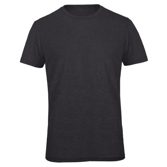B&C Mens Inspire Triblend Tee