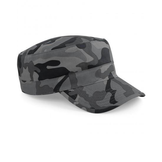 Beechfield Camo Army Cap