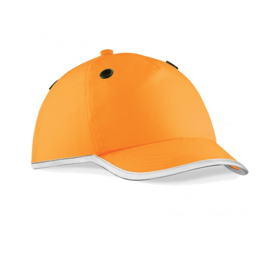 Beechfield Enhanced Vis EN812 Bump Cap