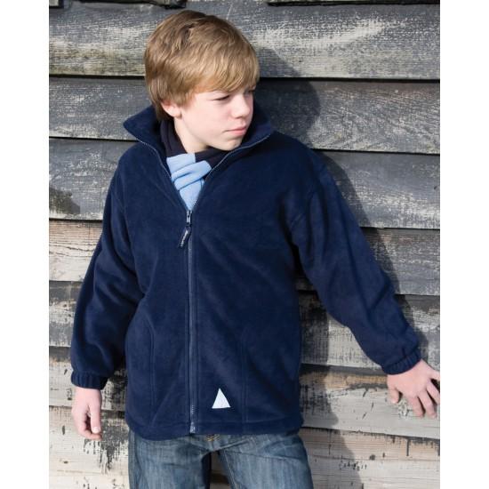 Children's Full Zip Active Fleece Jacket (Age 12+)